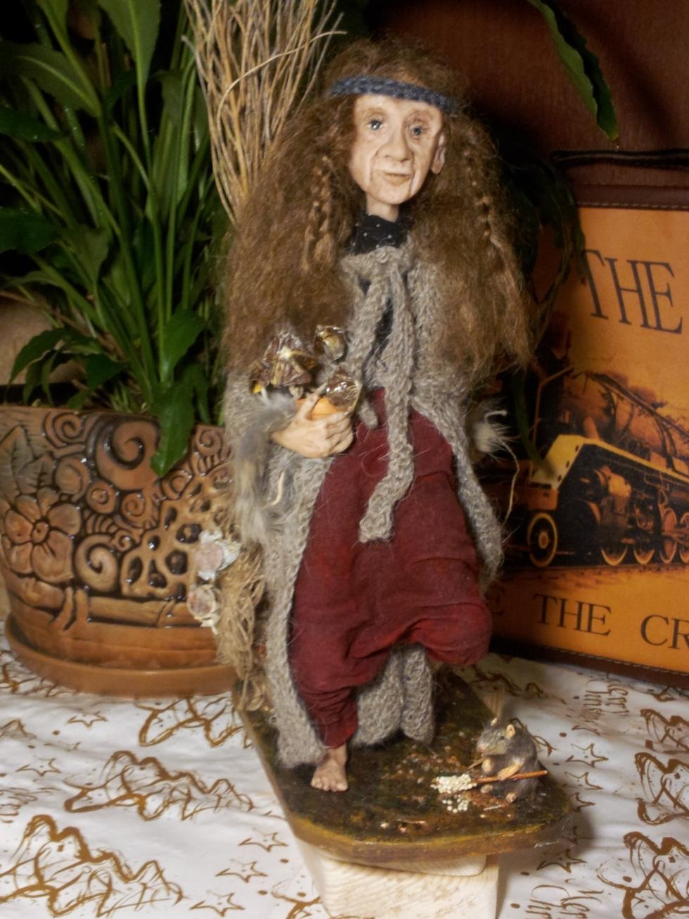 Кукла теща своими руками 21